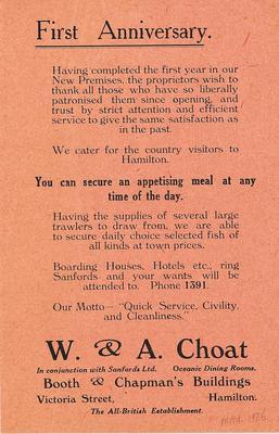 Choat 1926