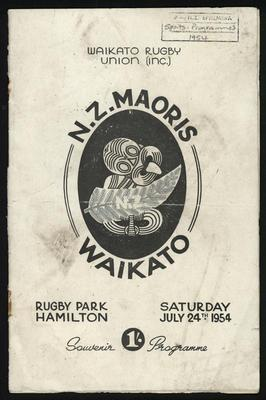 N. Z. Maoris Waikato