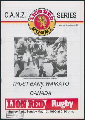 Trustbank Waikato v Canada