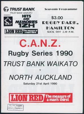 Trustbank Waikato v North Auckland