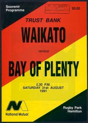 Waikato v Bay of Plenty