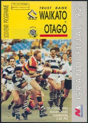 Waikato v Otago