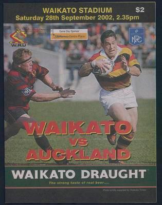 Waikato vs Auckland