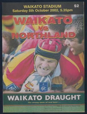 Waikato vs Northland