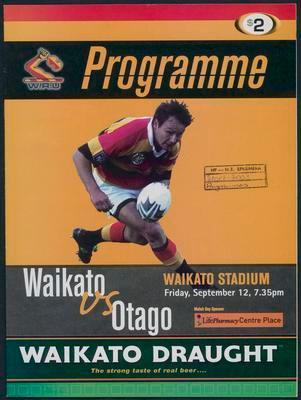 Waikato vs Otago