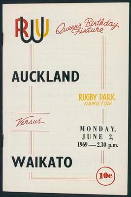 Auckland v Waikato