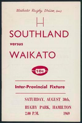Southland v Waikato