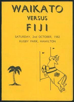 Waikato v Fiji