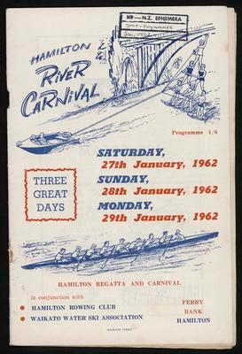 Hamilton River Carnival