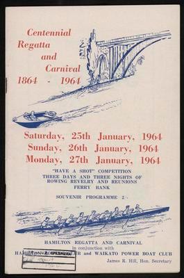 Centennial Regatta and Carnival 1864-1964