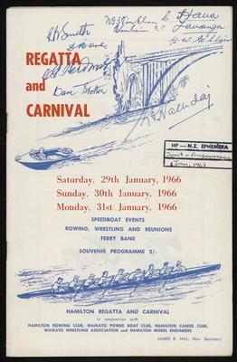 Regatta and Carnival