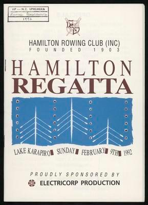 Hamilton Regatta