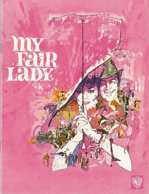 Souvenir programme, My Fair Lady