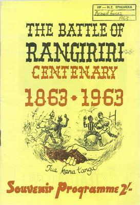 The Battle of Rangiriri