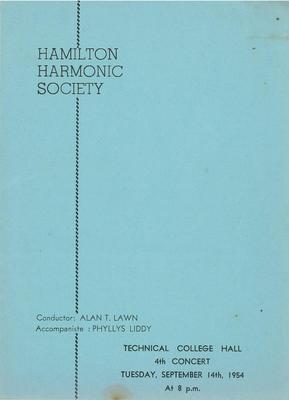 Hamilton Harmonic Society