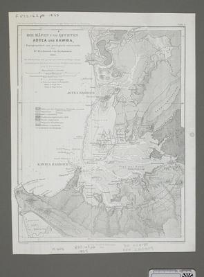 Die Hafen und Buchten Aotea und Kawhia