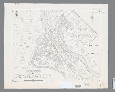 Borough of Ngaruawahia