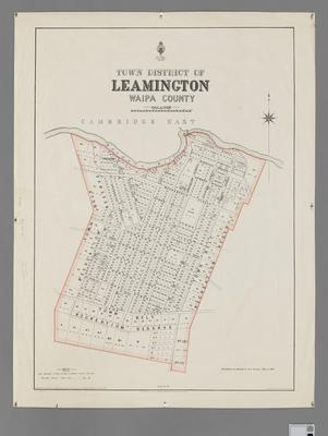 Town District of Leamington