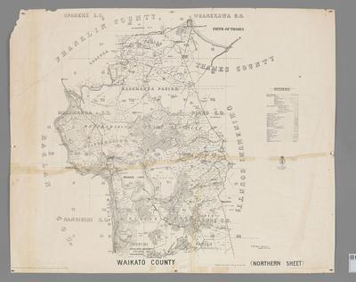 Waikato County