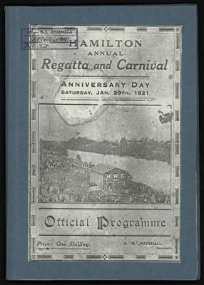 Hamilton Annual Regatta and Carnival