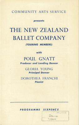 The New Zealand Ballet Company