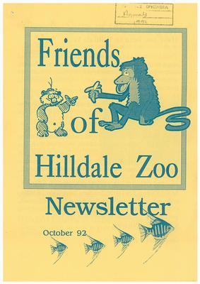 Friends of Hilldale Zoo