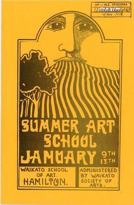 Summer Art School January 9th-13th