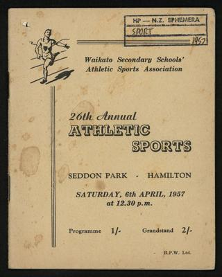 26th Annual Athletic Sports