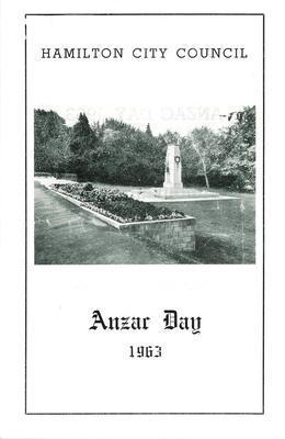 ANZAC Day Citizens Commemoration Service