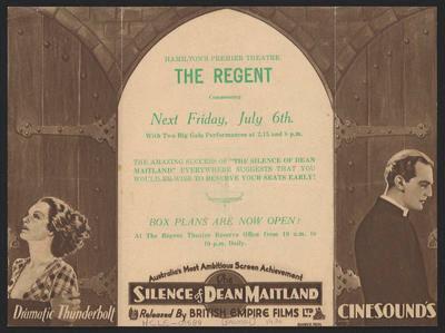 The Silence of Dean Maitland