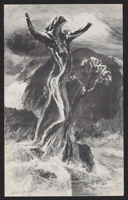 Slain trees and frozen flames; New Zealand art in the'30s and '40s