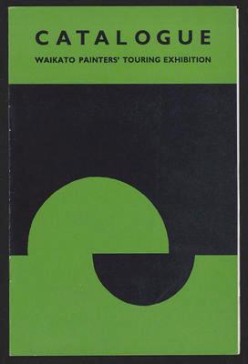 Catalogue, Waikato Painters' Touring Exhibition
