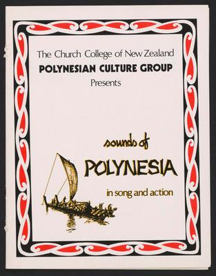 Sounds of Polynesia in song and action