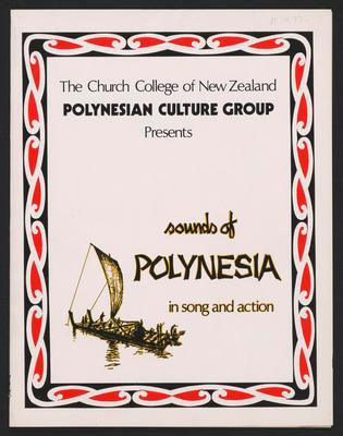 Sounds of Polynesia