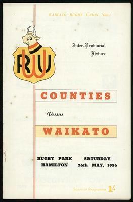 Counties vs Waikato