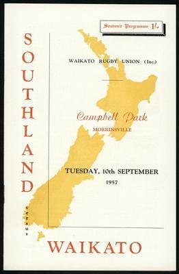 Southland vs Waikato