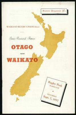 Otago vs Waikato