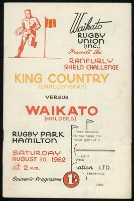 King Country vs Waikato