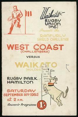 West Coast vs Waikato