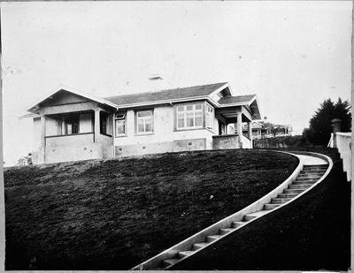 Frank T Innes' residence