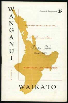 Wanganui vs Waikato
