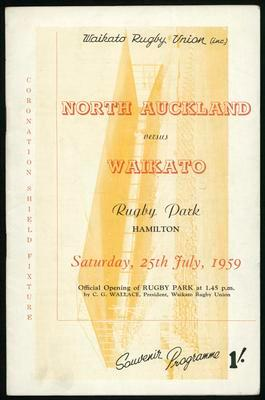 North Auckland vs Waikato