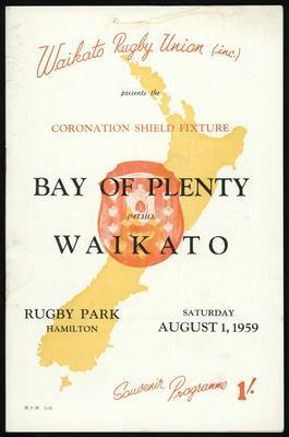 Bay of Plenty vs Waikato