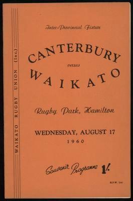 Canterbury vs Waikato