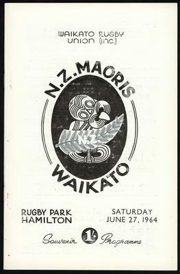 NZ Maoris vs Waikato