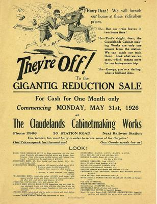 Claudelands Cabinetmaking Works