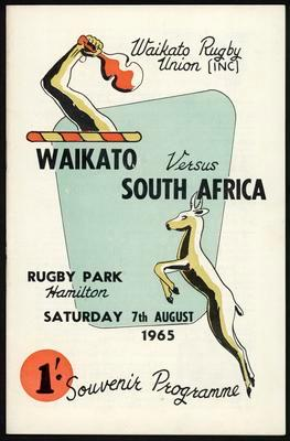 Waikato vs South Africa