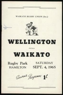 Wellington vs Waikato