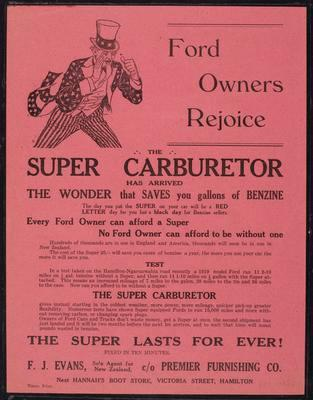 Super Carburetor