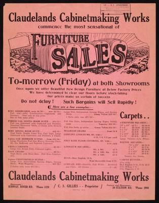 Claudelands Cabinetmaking Works